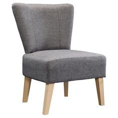 Square Chair - Grey