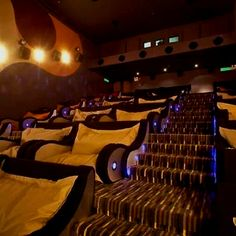 Uh.. Cuddle theatre? I want!