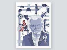 Wikileaks  by Julia Design #wikileaks #editorial#art#vectorart#illustration #FreeAssange @WLTaskForce #defendWL