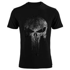 Marvel Punisher Skull Print Men T-Shirt (7 TYPES)  //Price: $19.49 & FREE Shipping //   http://www.themarvelworld.com/marvel-punisher-skull-print-men-t-shirt/    #marvel #marveluniverse #marvelfans #marvelcomics #comics #comicbooks  #avengers #ironman #captainamerica #thor #hulk #spiderman #civilwar   #blackpanther #warmachine #scarletwitch #hero #superhero #villain #mu #mcu   #doctorstrange #deadpool #meme #teamcap #teamstark #teamironman   #captainamericacivilwar #marvelfact #marvelfacts…