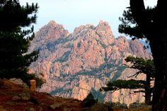 Le massif des aiguilles de Bavella par evelyne renoux sur L'Internaute - CORSE