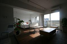 ワンルーム  一人暮らし用の部屋