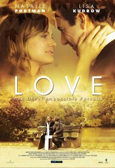 Love and Other Impossible Pursuits Movie Posters From Movie Poster Shop