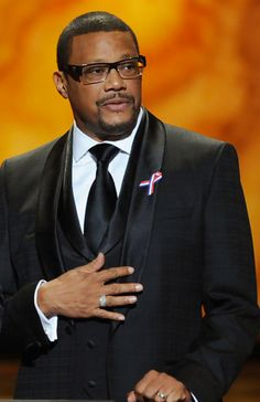 Judge Mathis looking like a cool million.