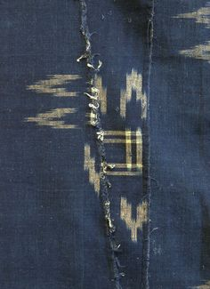 Patched kasuri