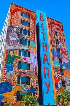 Arte callejero en el corazón de San Francisco ~ MindfulTravel bySara