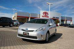 2014 Toyota Prius v Three Wagon #Toyota #Prius #Wagon #Hybrid #ForSale #New | #Granbury #Weatherford #FortWorth #Cleburne #Abilene #JerryDurant