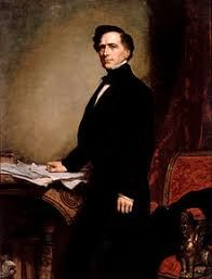 official White House portrait of Franklin Pierce in 1858 after an earlier sitting in Healy painted most of the presidents in the century. List Of Presidents, Presidents Wives, American Presidents, Famous Presidents, Presidential Portraits, Presidential History, Us History, American History, Family History