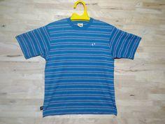 2c37b900db Items similar to Vintage 80s 90s Hang Ten shirt stripes striped Surfing  Surfer Hawaiian Pull over beach Casual HAWAII shirt on Etsy
