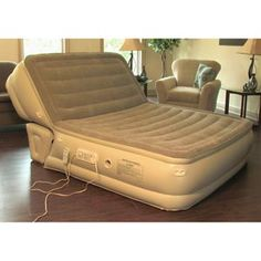 AeroBed® Incline Full Airbed