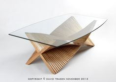 David Tragen Coffee Table