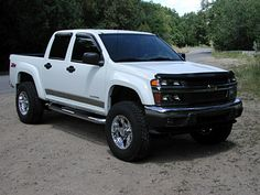 chevy colorado 4x4 - thinking this is my next ride after the wedding!