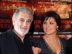 Placido Domingo and Anna Netrebko (2008)