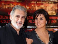 Placido Domingo & Anna Netrebko (2008)