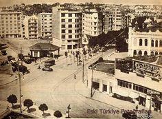 İstanbul - Taksim Meydanı, 1932