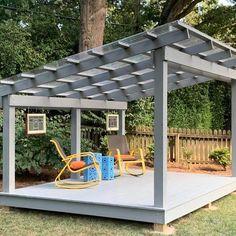 Wood Deck Plans, Garden Bench Plans, Planter Box Plans, Gazebo Plans, Patio Plans, The Plan, How To Plan, Garden Ladder, Plant Ladder