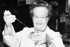 Gertrude Elion won the 1988 Nobel Prize in medicine for her work, along with George Hitchings, in developing drugs to treat leukemia and AIDS.