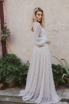 Immaclé Barcelona Wedding Dress Collection 38
