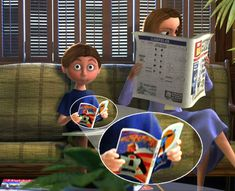 A Closer Look at Pixar& Many Easter Eggs - Zimbio Disney Secrets In Movies, New Disney Movies, Pixar Movies, Disney Pixar Cars, Disney And Dreamworks, Easter Eggs In Movies, Disney Easter Eggs, Humor Disney, Funny Disney Memes