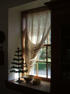 Штopы-кафе или «Бaбyшкино окно» — просто, стильно и уютно - Ярмарка Мастеров - ручная работа, handmade