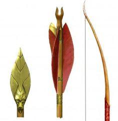 Susan's bow and arrow