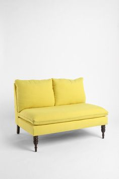 Daydreamer Settee. Love it.