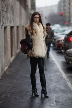Street Style #Shoes/Boots