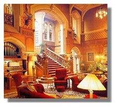 Skibo Castle, Dornoch, County of Sutherland, Scotland | Hotel