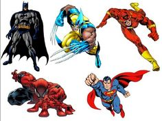 superheroes de marvel - Google Search