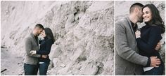 Scarborough Bluffs Ontario Engagement Session   Paula Visco Photography   Lace and Loyalty