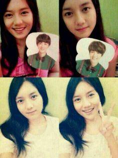 found this on twitter, a pict of an unknown girl from Indonesia that looks exactly like Luhan, her IG account is currently in private mode after she got a lot of bashed...goosbumped #luhan #exo #suho #xiumin #kris #lay #chanyeol #baekhyun #chen #do #kai #tao #sehun