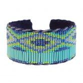 Bij A Beautiful Story kun je shoppen 'op kleur'  zoals deze bracelet in de 'cobalt' kleurselectie. Vraag de volgende keer om een A Beautiful Story cadeaubon slimmerd!