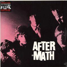 Rolling Stones - Aftermath (LP)