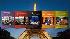 Les Restaurants de la Tour Eiffel - eating in the Eiffel Tower - must!