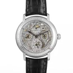 Audemars Piguet Jules Audemars Equation of Time Skeleton 25963PT ...