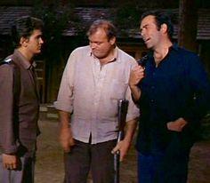 "Joe, Hoss & Adam from ""The Dowry"""
