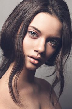 Beauty editorial (Portrait)