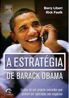A estrategia de barack obama.  Compre este livro AQUI