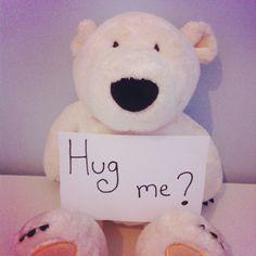 Hug me ✌❤