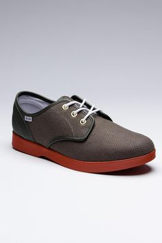 Booster Hopsack Lace Up / by Keds