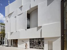 Dior Boutique in Miami von Barbarito Bancel Architectes