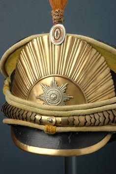 Particolare Kiver da cadetto Russia fine XIX secolo.