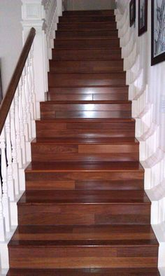 Comwood Flooring Steps : LUXURY WOOD FLOOFS  Installing Wood Floors - Exotic Wood in Arlington ...