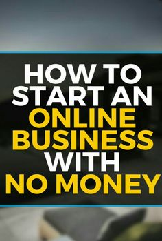 Hey!Do you want to start an online Business..
