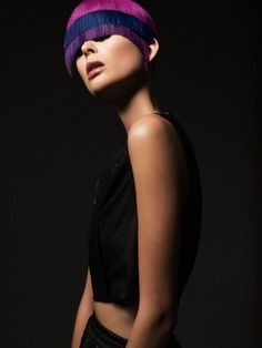 Reverie - Stevie English Hair | See the full #hair collection at salonmagazine.ca