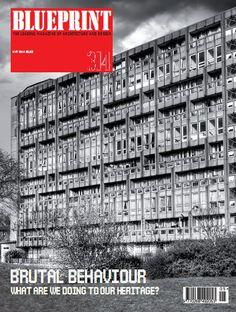 Blueprint Magazine May 2012 BRUTAL BEHAVIOUR! #WorldArchitectsLibrary #architecture #design #interior #learnsomethingeveryday #readeveryday #reading #magazine #education #educational #material #architects #architect #interiordesigner #designer