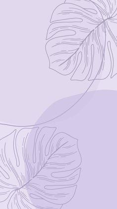 Aesthetic wallpaper purple
