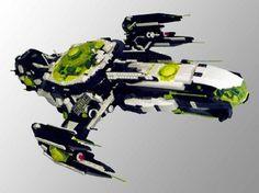 Blacktron Hyperspace Renegade