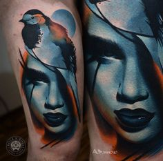 #Tattoo by A.d. Pancho