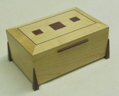 art deco style jewellery box - by paulg @ LumberJocks.com ~ woodworking community